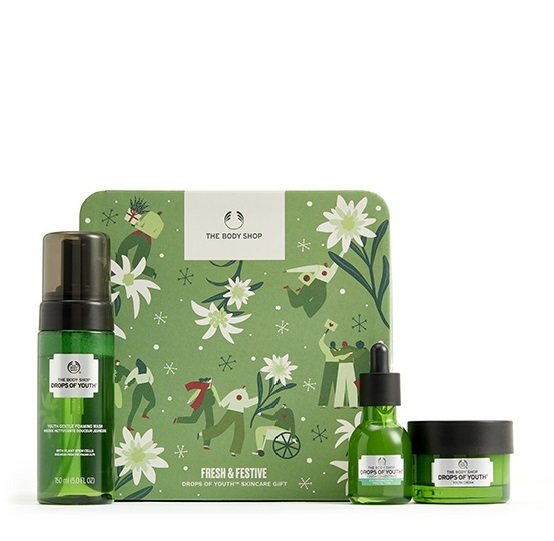 Drops of youth gift set.