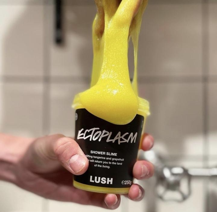 Ectoplasm lush products.