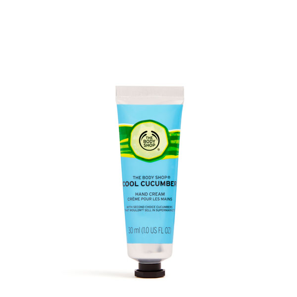 The Body Shop Cool Cucumber Hand Cream Image