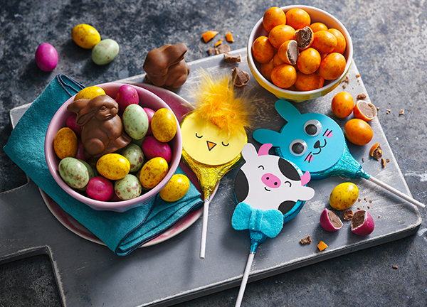 Marks and Spencers chocolate Easter eggs