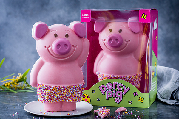 Percy Pig Easter Eggs