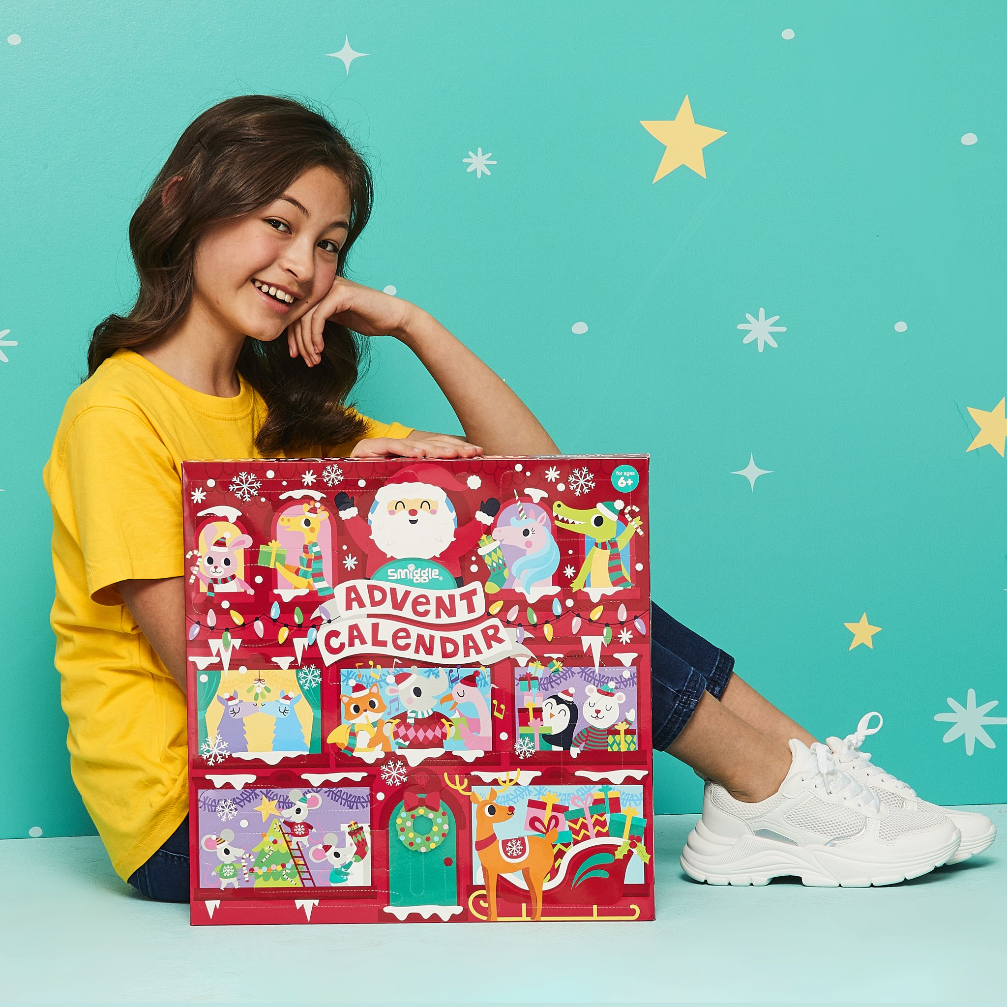 Smiggle Christmas advent calendar