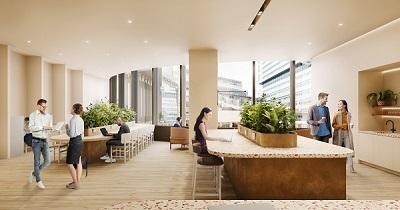 Storey Club Lounge Broadgate design