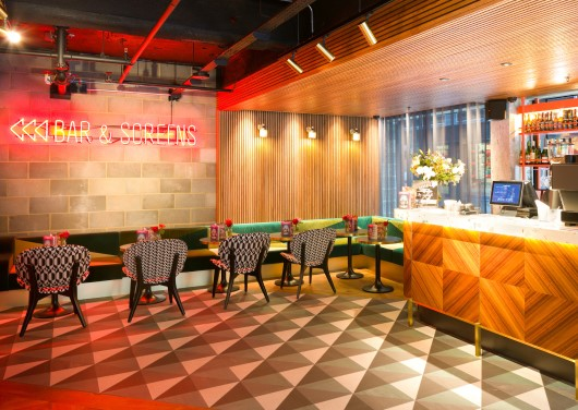 interior image of everyman bar