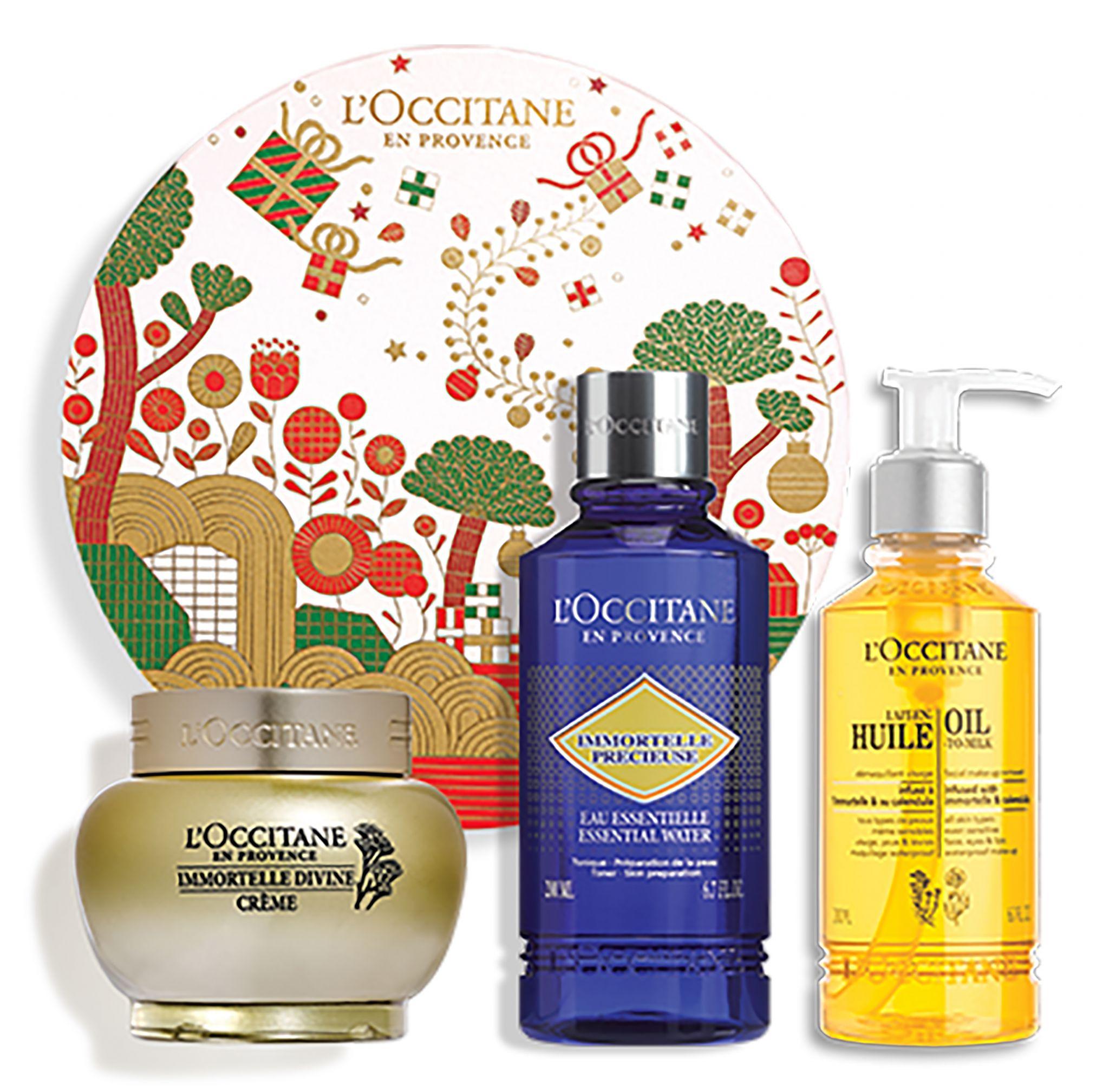 L'Occitane christmas gift set