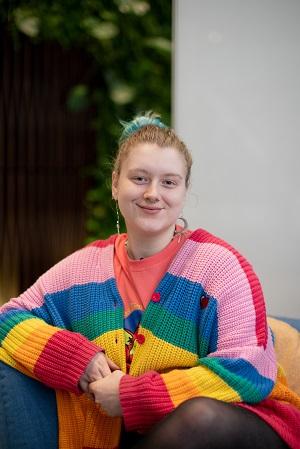 Photo of Caitlin Johnston Fleming.
