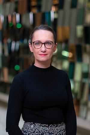 Photo of Nina Lengthorn.