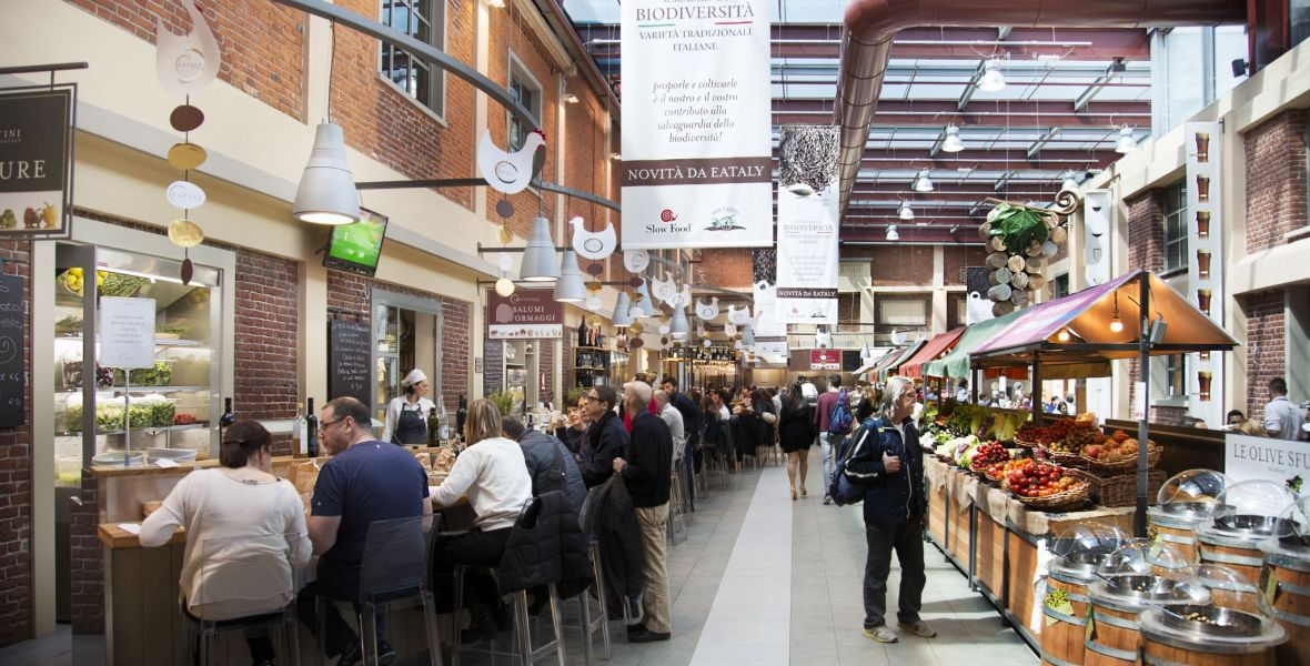 Eataly at 135 Bishopsgate