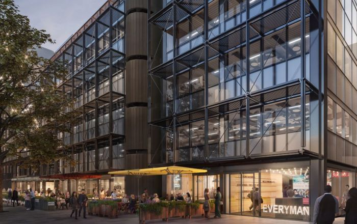 The Everyman is coming to Broadgate