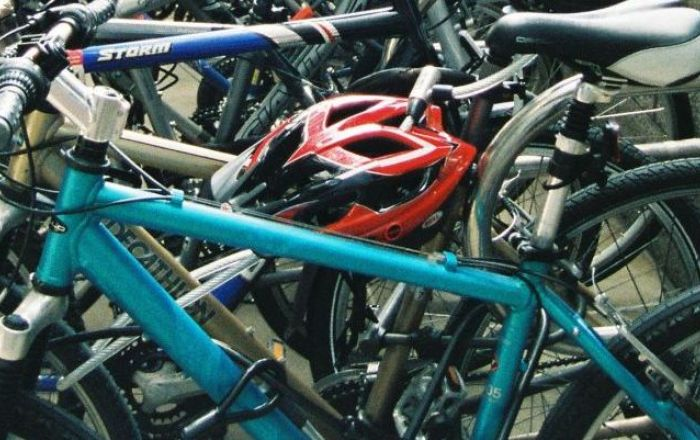 Broadgate Cycle Provision