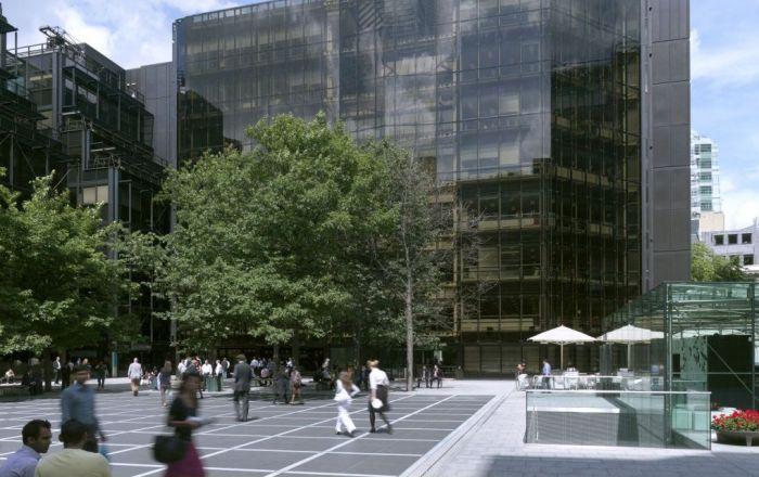 Broadgate Exchange Square