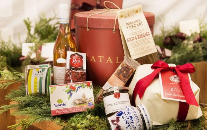 Christmas gifts from Eataly