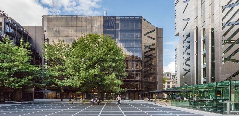 West Gate Leasing >> Finsbury Avenue Square | Broadgate