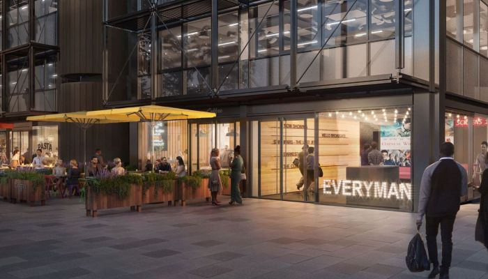 Everyman cinema is coming to Broadgate