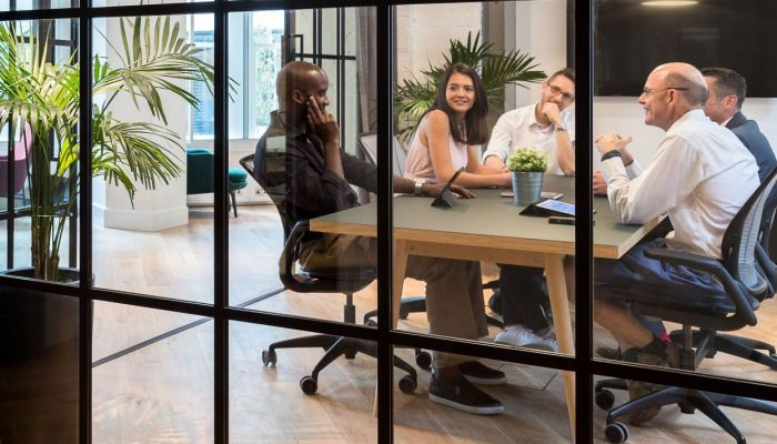 Storey customers settle into new London workspaces