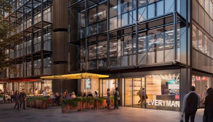 Nine new brands announce their arrival to Broadgate