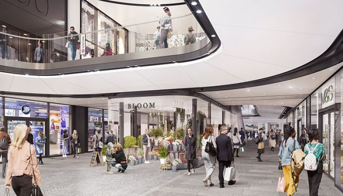 Broadgate signs UK's first JOHN REED gym & six new retailers