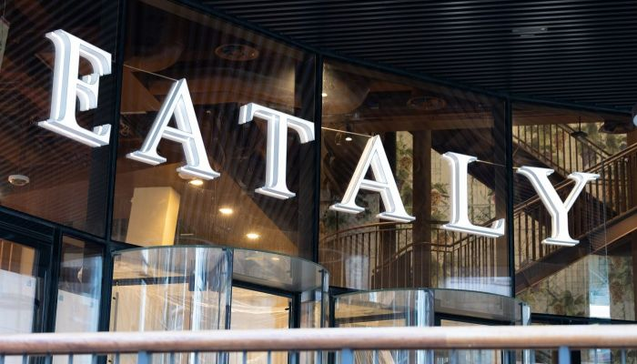 Eataly Opening