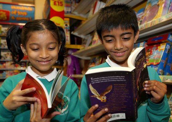 Supporting the Young Readers initiative