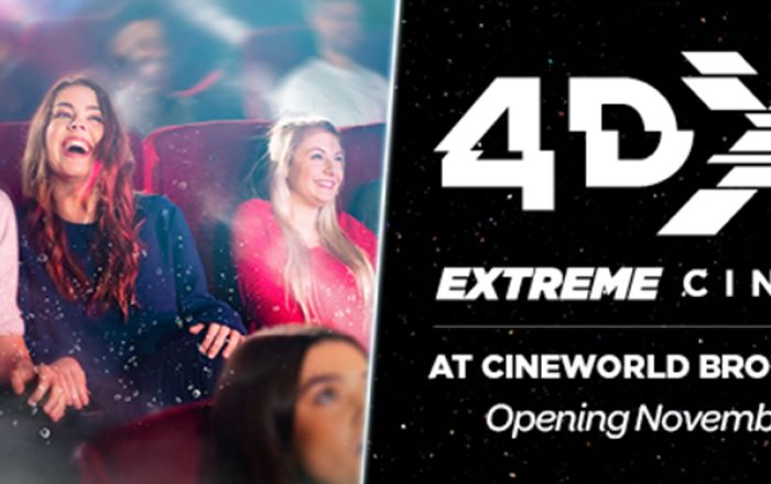 Cineworld 4XD Broughton