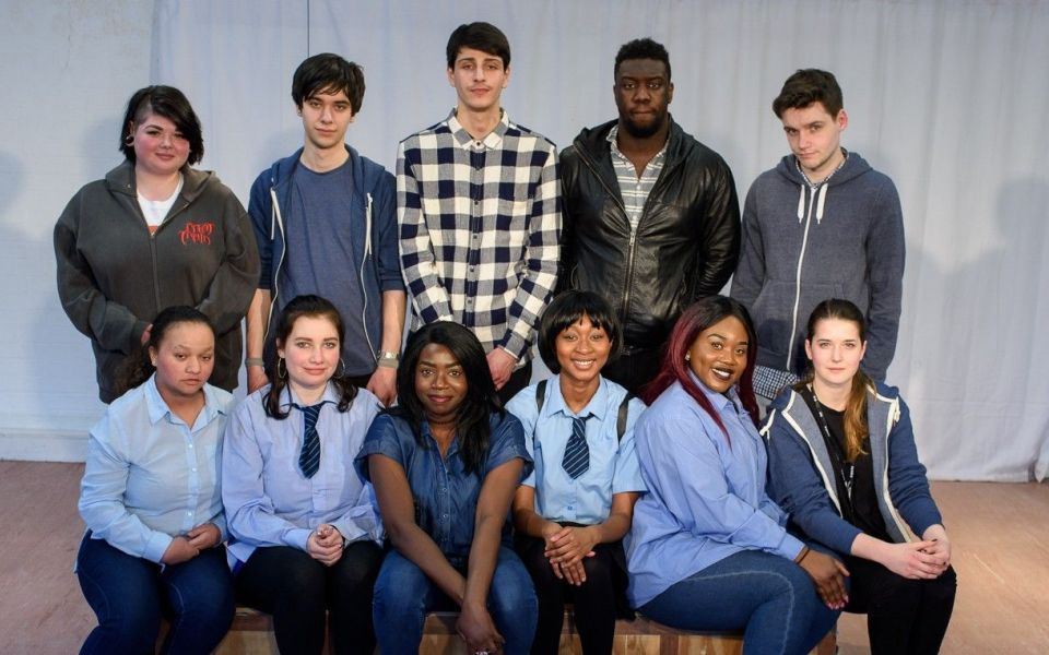 London Bubble: Young Theatre Makers
