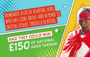 We're looking for a young Reading Hero in Plymouth!