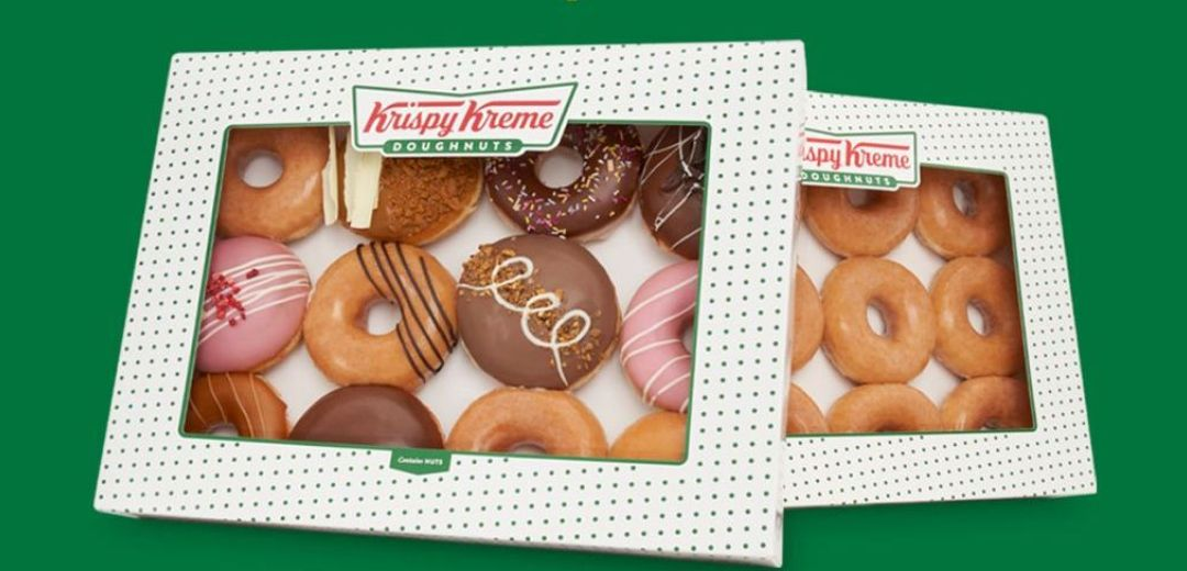 Krispy Kreme   Double your dozen offer