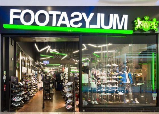 Footasylum store front