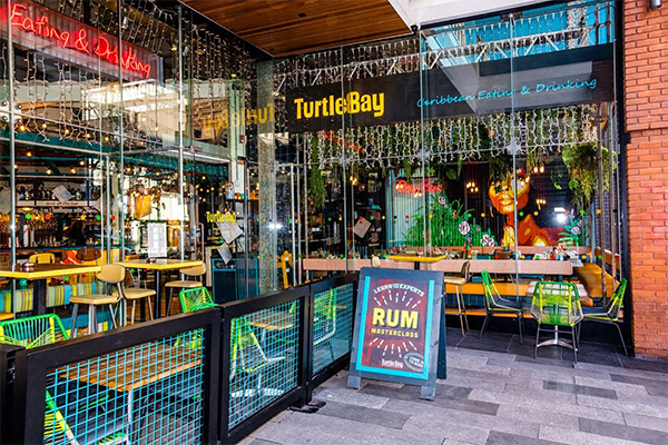 Turtle Bay's store front