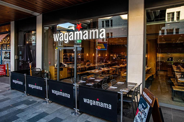 wagamama store front