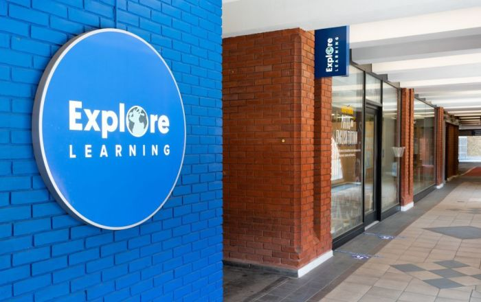 Book a free trial at Explore Learning