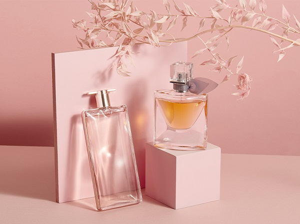 Lancome perfume from The perfume shop.