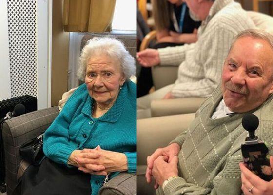Edinburgh dementia group creates memories to treasure forever