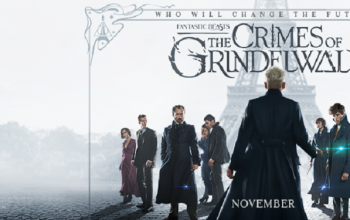 Win a Fantastic Beasts: The Crimes of Grindelwald goody bag