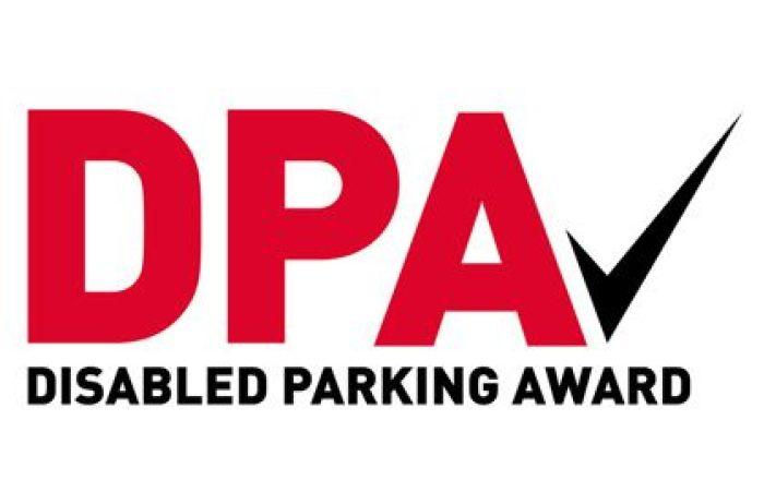 Fort Kinnaird receives Disabled Parking Award