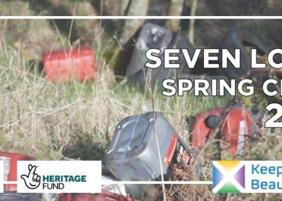 Seven Lochs Spring Clean 2019