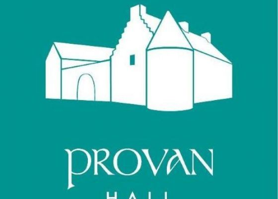 We're proud to be workingwith Provan Hall