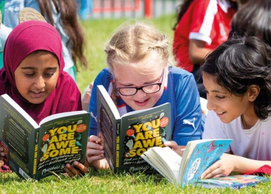School 'Booknic' events hosted by Meadowhall to inspire local children to read