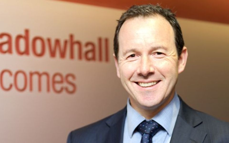 Darren Pearce Meadowhall Centre Director