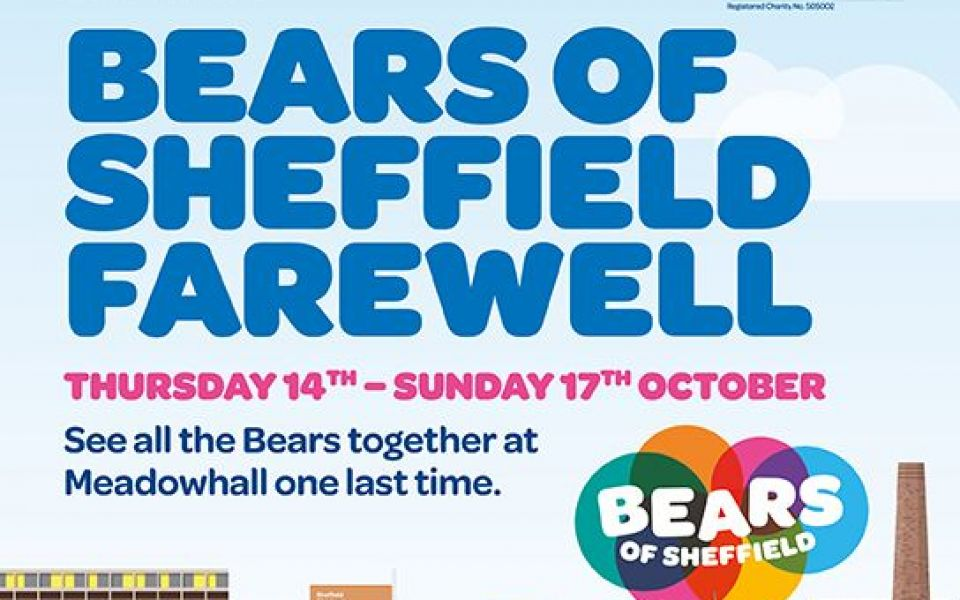 Meadowhall to Host the Bears of Sheffield Farewell Event
