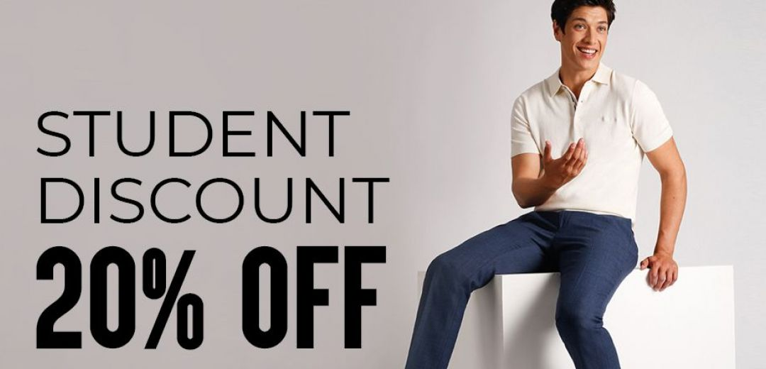 SD by Suit Direct | Student Discount