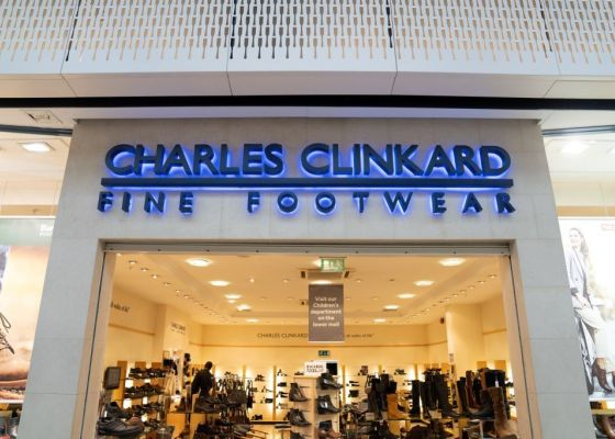 Charles Clinkard Store Front