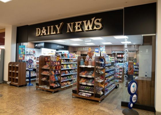 Daily News Store Front