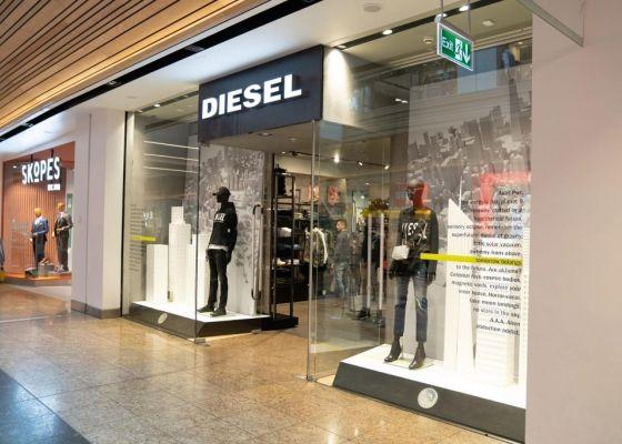 Diesel Store Front