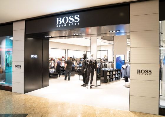 store image of front of Boss Meadowhall