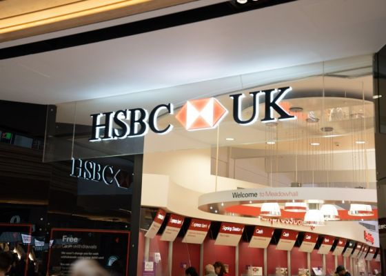 HSBC in Meadowhall