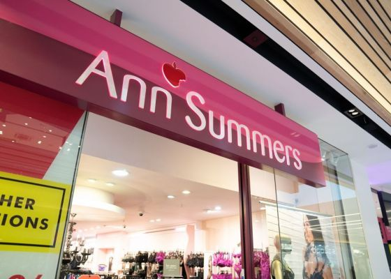 Ann Summers Store Front