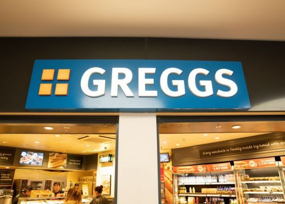 Greggs Sign