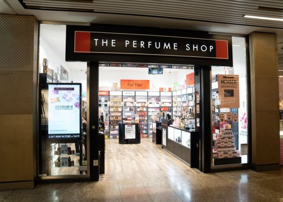The Perfume Shop store front