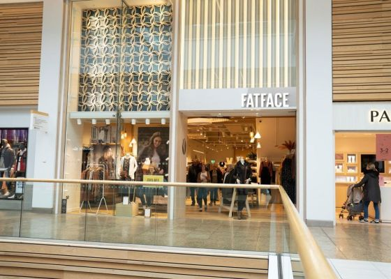FatFace Store Front